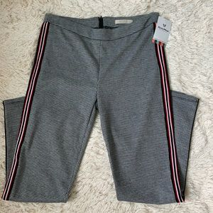 Side Stripe - Jacquard Long Pants - Med